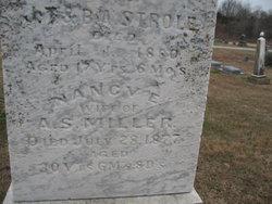 Nancy E <i>Strole</i> Miller