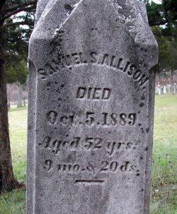 Samuel S Allison