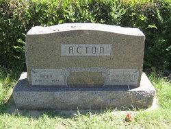 Paulet Acton