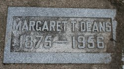 Margaret <i>Elliott</i> Deans