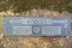 Roberta <i>Pace</i> Hodges