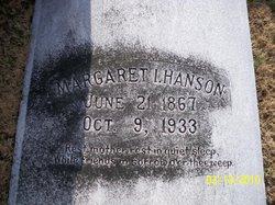 Margaret Isabella <i>Armstrong</i> Hanson