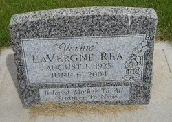 Frieda LaVergne Vernie <i>Hudson</i> Rea