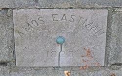 Lieut Amos Eastman, Jr