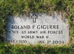 Roland Paul Giguere