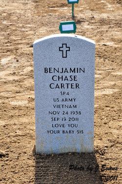 Benjamin Chase Carter