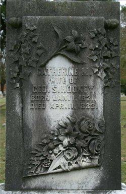 Catherine Mary <i>Siegfried</i> Hookey