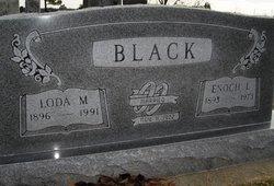 Loda Myrtle <i>Upshaw</i> Black