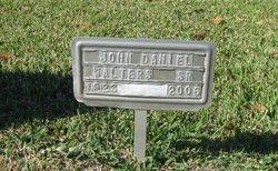 John Daniel Walters, Sr