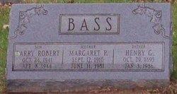 Margaret P. Bass