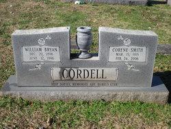 Corene <i>Smith</i> Cordell