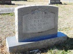 George Leslie Purtell