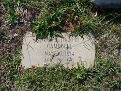 Alline Tolbert <i>George</i> Campbell