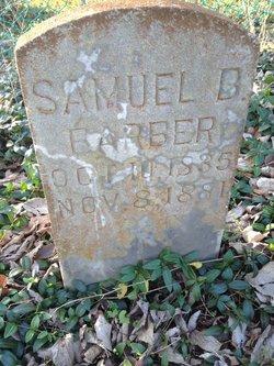 Samuel Burroughs Barber