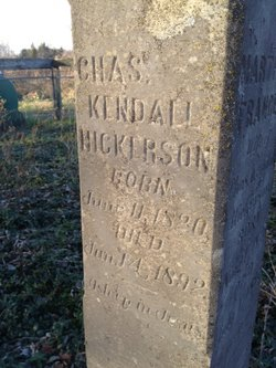 Charles Kendall Hickerson