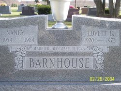 Nancy L <i>Green</i> Barnhouse
