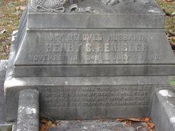 Henry C Heuisler