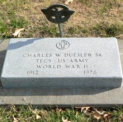Charles William Pete Duesler, Sr