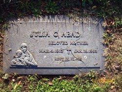 Julia C. <i>Carrillo</i> Abad