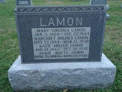 Margaret Holmes Lamon