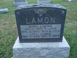 Mary Lavinia Lamon