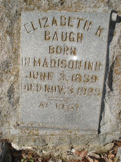 Elizabeth K Baugh