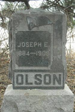 Joseph E Olson