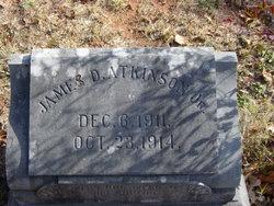 James D. Atkinson, Jr