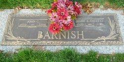 Mary Elizabeth Betty <i>Shaw</i> Barnish