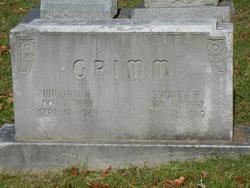 Sydney Alice <i>Ogle</i> Grimm