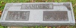 Sidney Wilson Sanders
