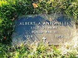 Sgt Albert A Antonelli