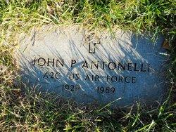 John P Antonelli