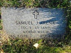 Samuel J Arena