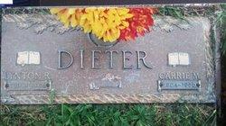 Carrie May <i>Hainley</i> Dieter