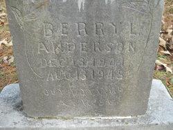 Berry L. Anderson