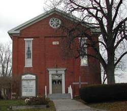 McAlevys Fort United Presbyterian Cemetery