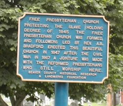 Old Free Presbyterian Church
