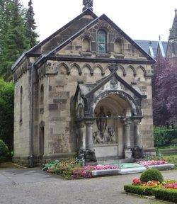 Ostfriedhof in Aachen