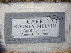 Rodney Melvin Carr