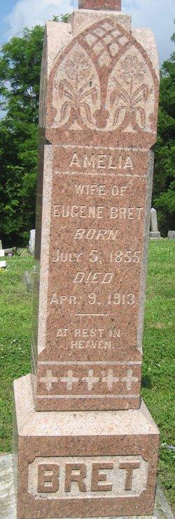 Virginia Amelia <i>Boillot</i> Bret