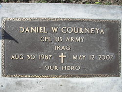 Corp Daniel W. Courneya
