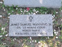 James S. Manning, Sr