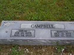 Rebecca <i>Feltner</i> Campbell