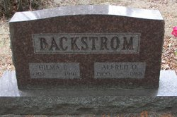 Hilma Elvera Backstrom