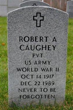 Robert A. Caughey