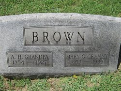 A. H. Brown