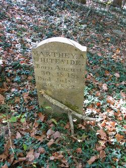 Marthey Adeline Whiteside