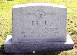 Harry Brill