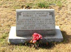 Robert Sidney Adams